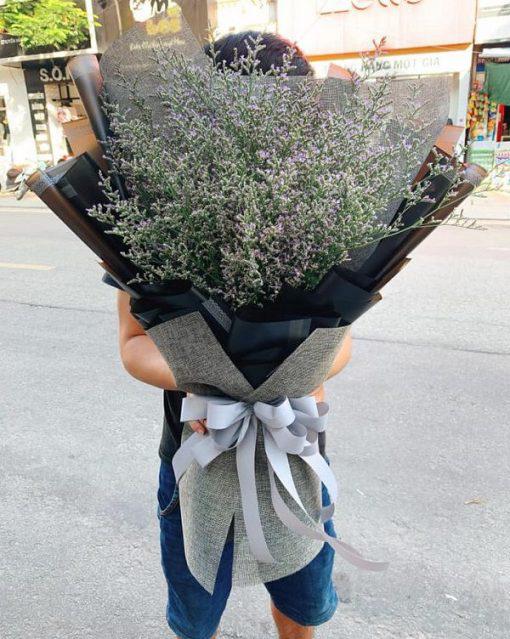 Những bó hoa siêu to khổng lồ làm nàng choáng ngợp - Ảnh 7.
