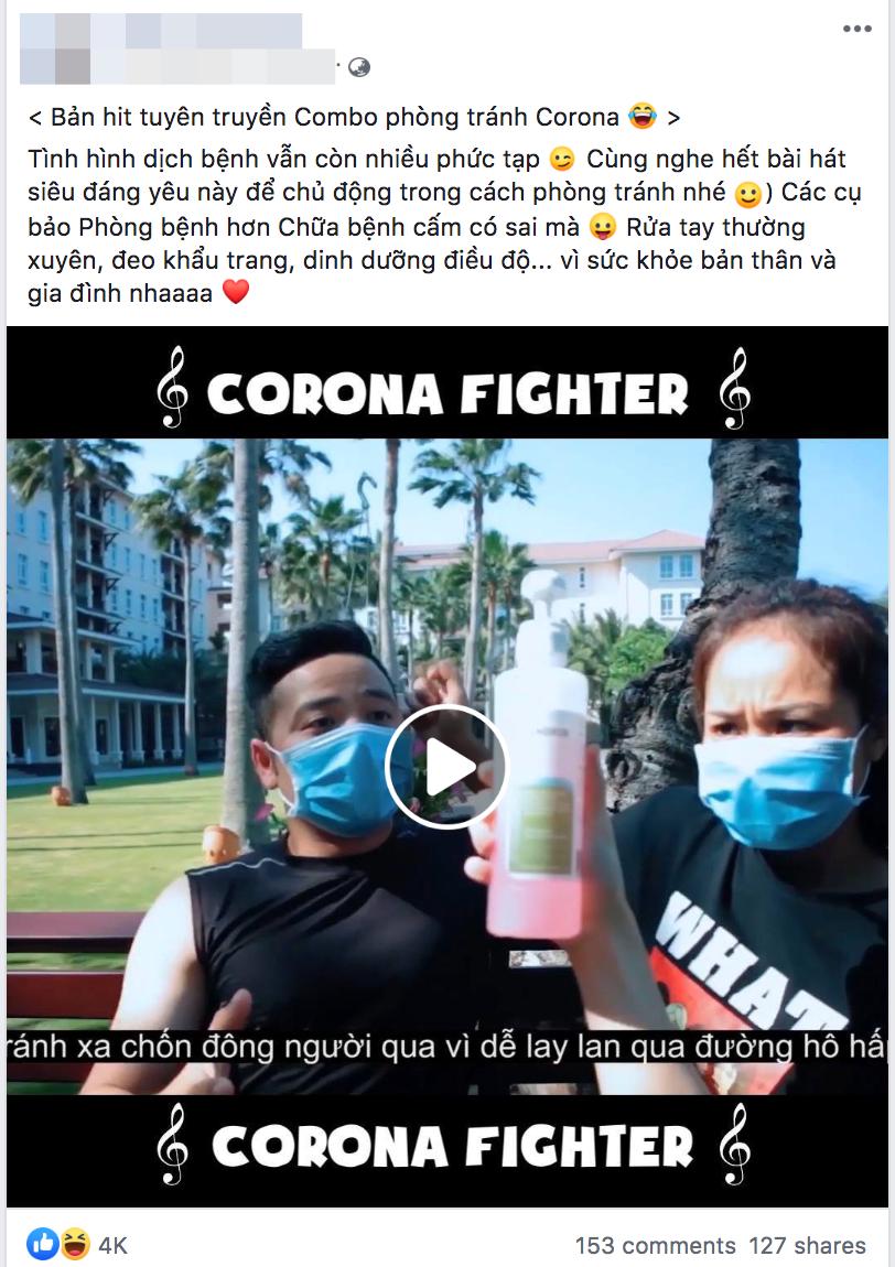 Bản rap cực chất của nhân viên lễ tân khách sạn sáng tác cổ vũ tinh thần phòng chống Corona - Ảnh 7.