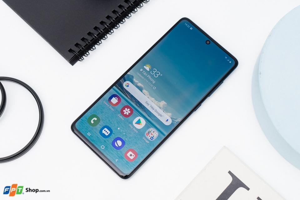 Sở hữu Galaxy A71 với chỉ 508.000 đồng mỗi tháng - Ảnh 1.