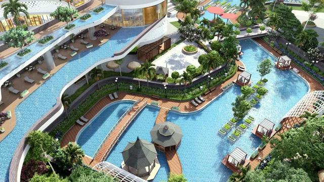 """Sunshine Group sẽ công bố toà tháp """"làm đẹp"""" trong khu resort nghìn tỷ đồng - Ảnh 1."""