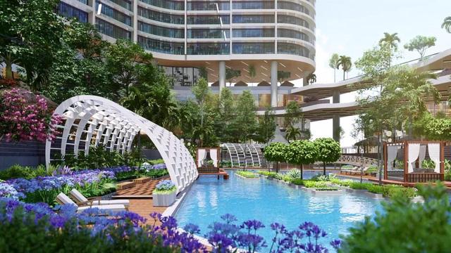 """Sunshine Group sẽ công bố toà tháp """"làm đẹp"""" trong khu resort nghìn tỷ đồng - Ảnh 2."""