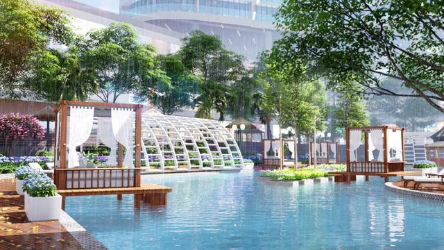 """Sunshine Group sẽ công bố toà tháp """"làm đẹp"""" trong khu resort nghìn tỷ đồng - Ảnh 9."""