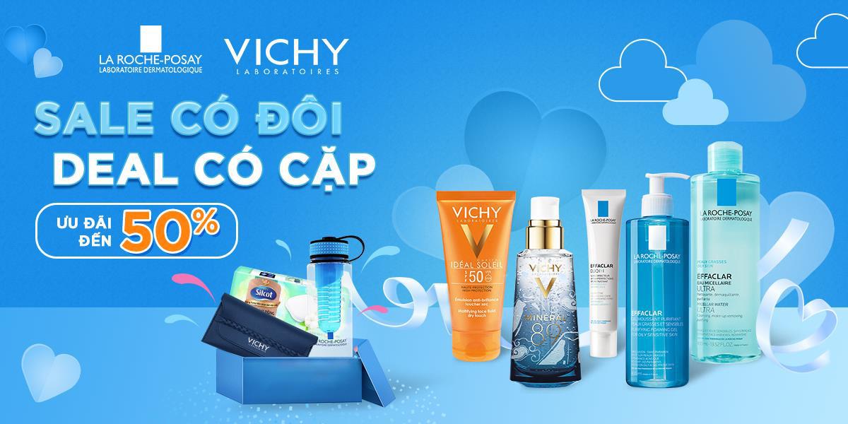 """Cơ hội để sở hữu loạt """"best-seller"""" của Vichy với mức giảm khủng đến 50%++, hội sành làm đẹp đã biết chưa? - Ảnh 2."""