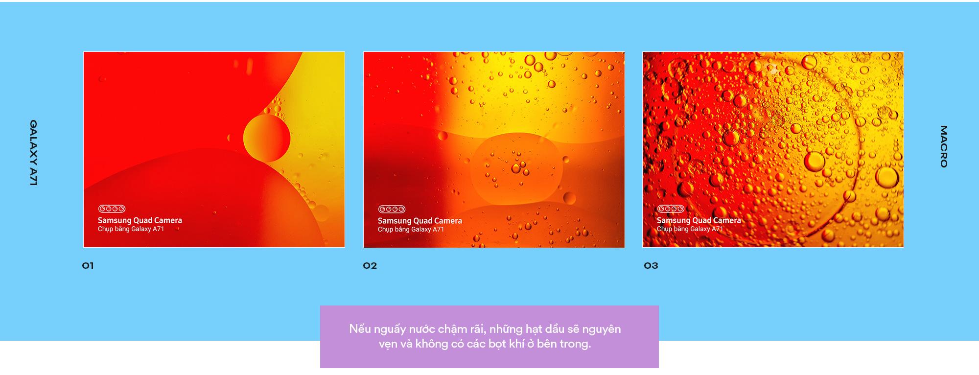 Chụp những bức hình bong bóng dầu ăn đẹp như trong mơ với một chiếc smartphone - Ảnh 6.