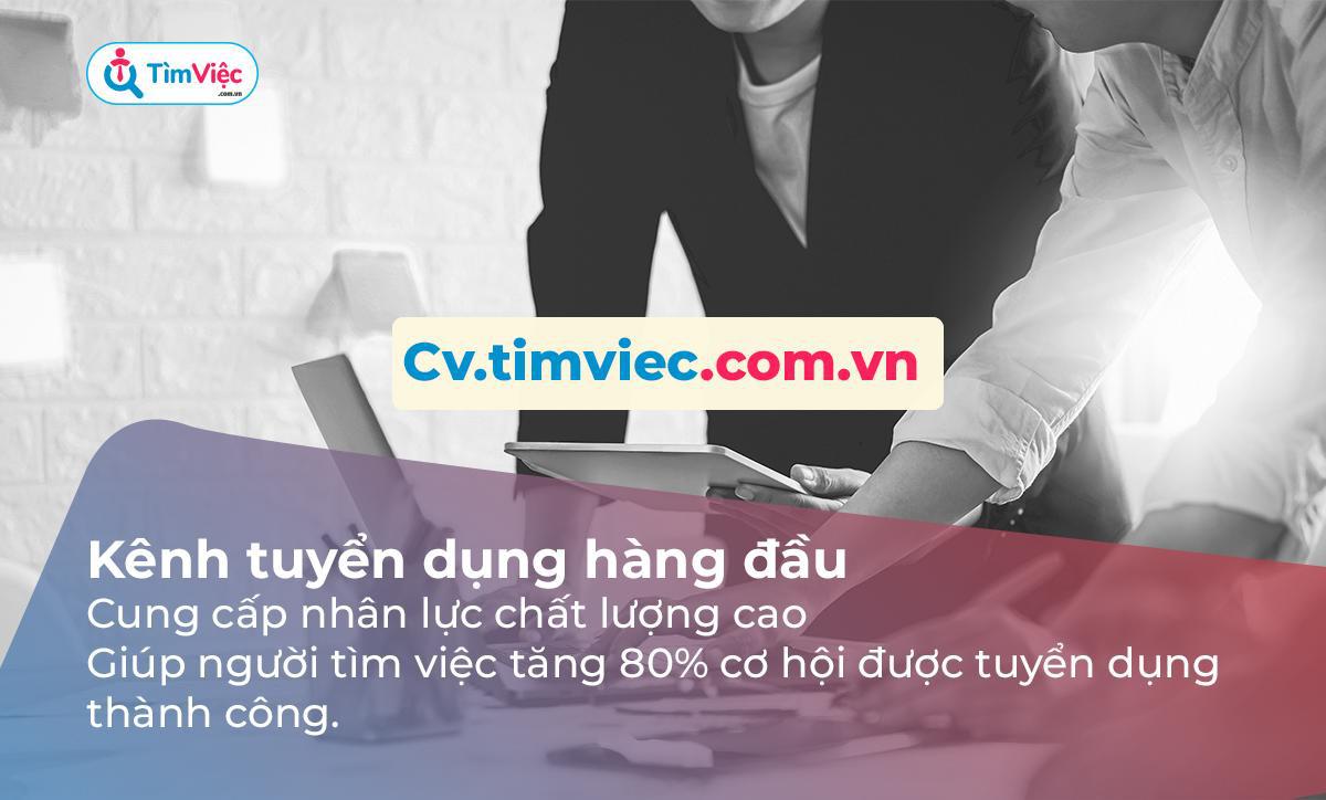 Có CV.timviec.com.vn - Cơ hội sở hữu CV xin việc dễ dàng trong tầm tay - Ảnh 4.