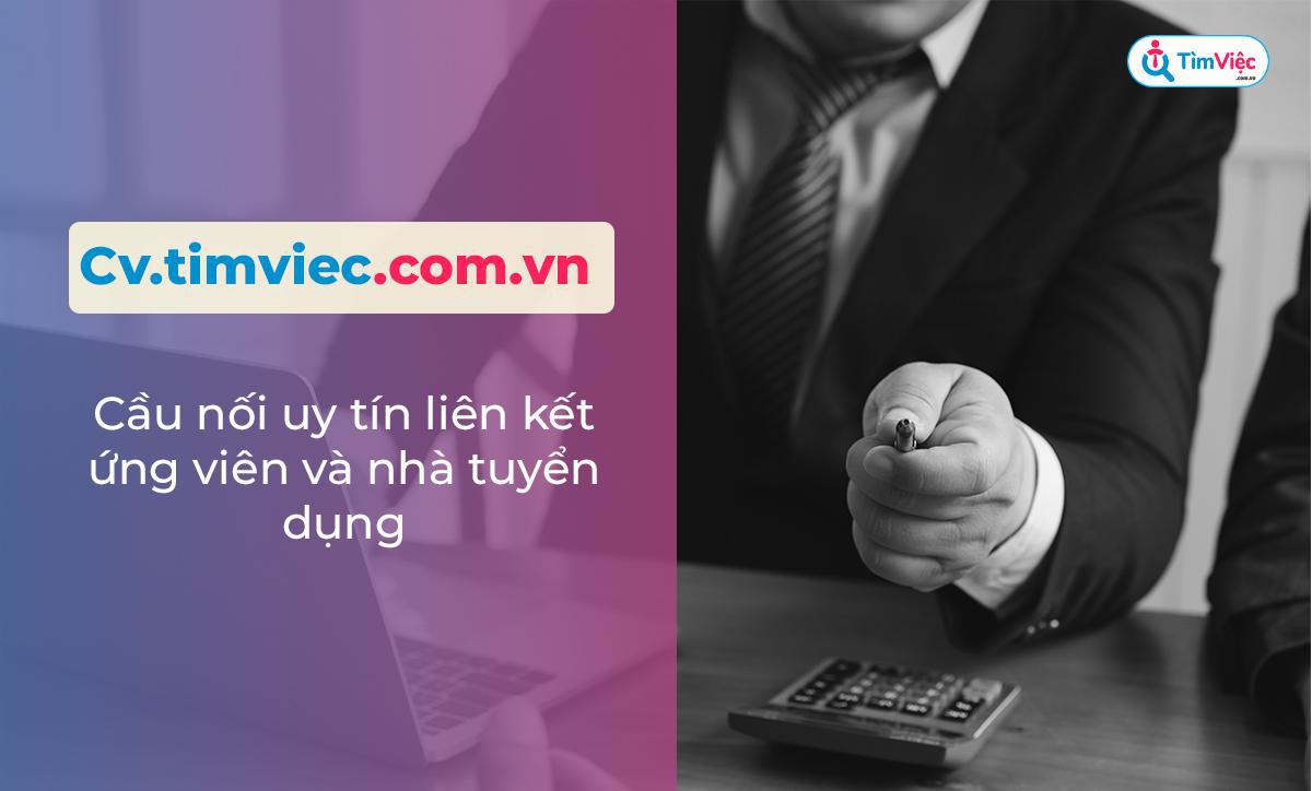 Có CV.timviec.com.vn - Cơ hội sở hữu CV xin việc dễ dàng trong tầm tay - Ảnh 5.