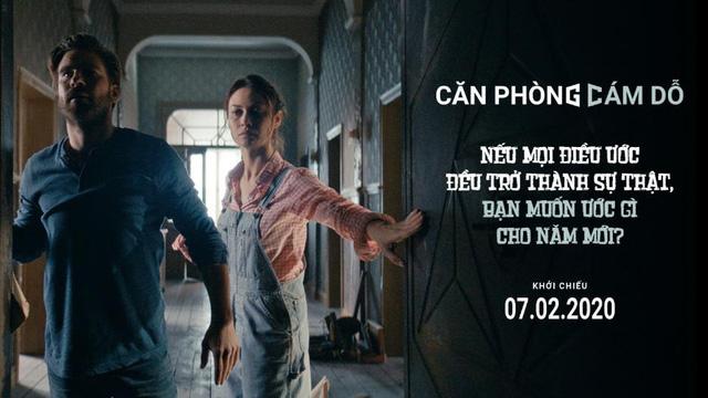 Căn Phòng Cám Dỗ – Siêu phẩm tâm lý kinh dị đầy u tối sẽ tấn công màn ảnh đầu tháng 2 - Ảnh 1.