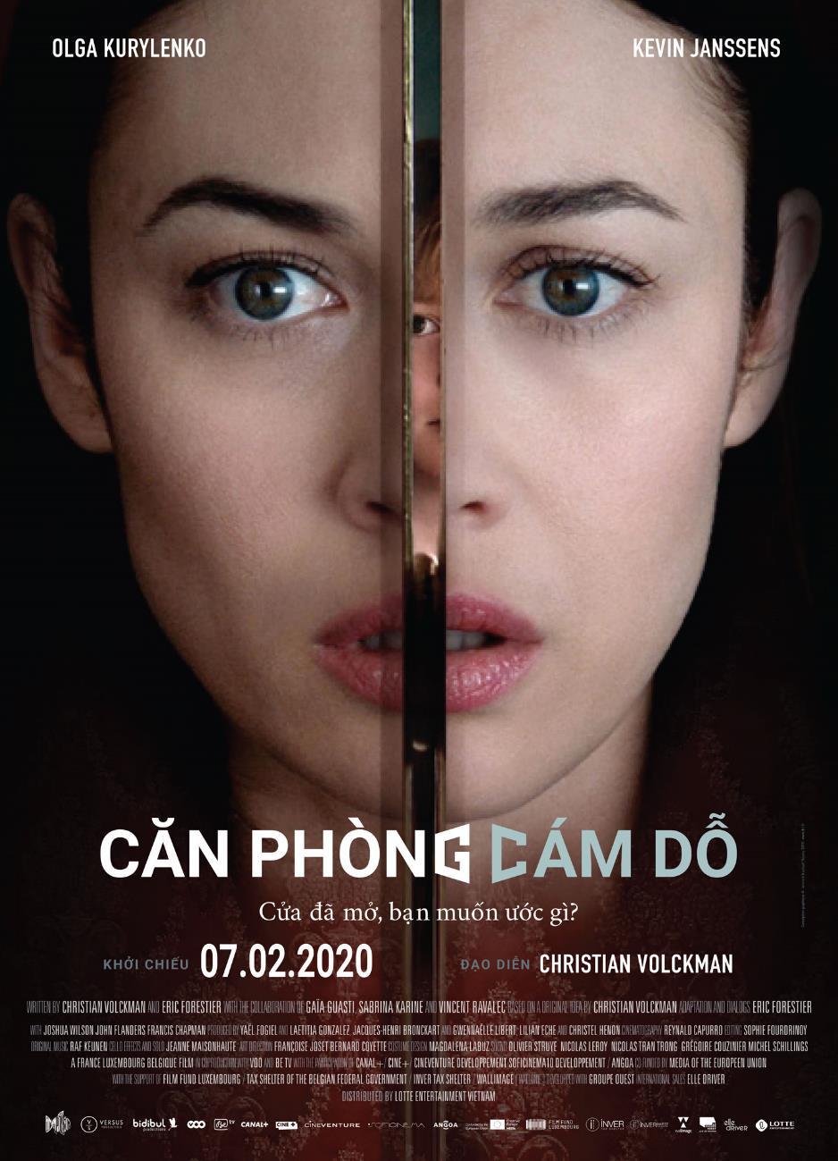 Căn Phòng Cám Dỗ – Siêu phẩm tâm lý kinh dị đầy u tối sẽ tấn công màn ảnh đầu tháng 2 - Ảnh 6.