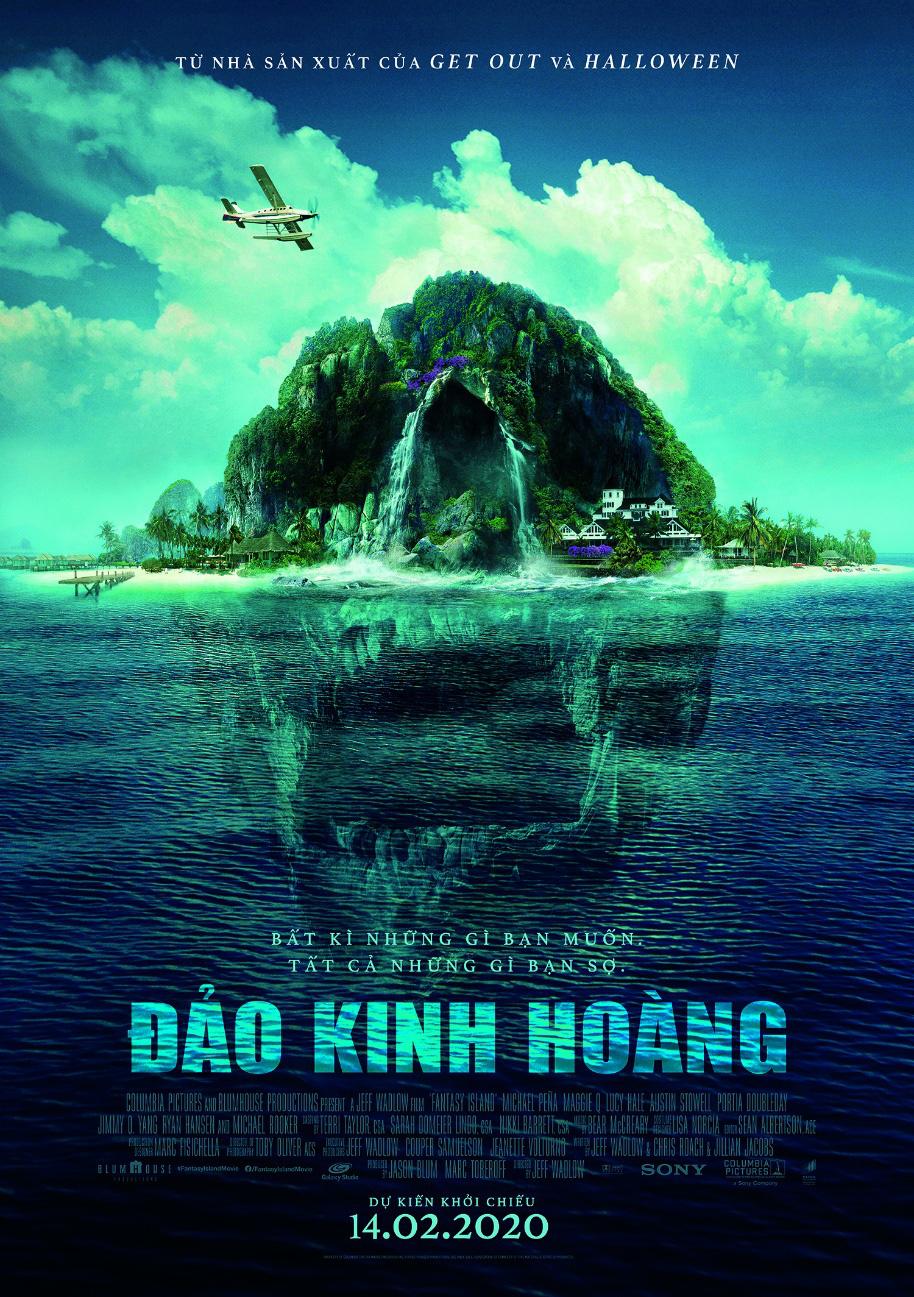 """""""Đảo Kinh Hoàng"""" - món khai vị """"mới lạ"""" từ ông hoàng kinh dị Blumhouse trong thập kỷ mới - Ảnh 1."""