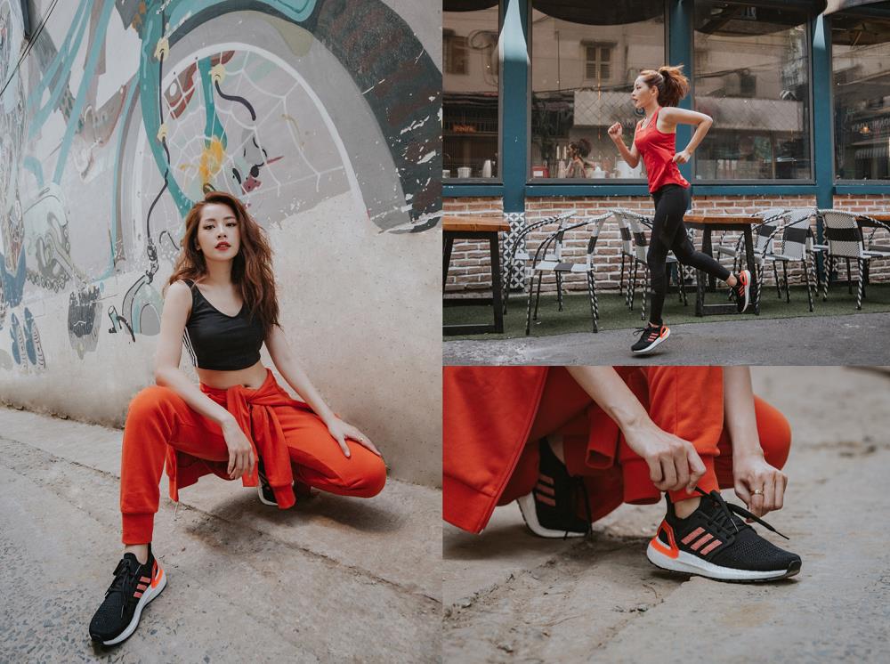 Ai nói giày chạy bộ không thể mix đồ thời trang? Mời vào xem Chi Pu, Huyme cân phong cách này như thế nào nhé! - Ảnh 1.