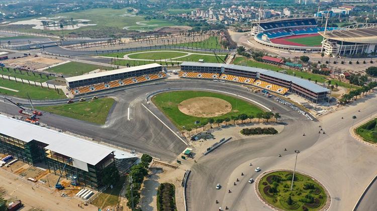 Những bật mí thú vị về chặng đua F1 sắp diễn ra tại Việt Nam - Ảnh 1.