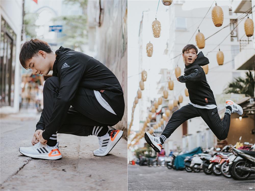 Ai nói giày chạy bộ không thể mix đồ thời trang? Mời vào xem Chi Pu, Huyme cân phong cách này như thế nào nhé! - Ảnh 3.