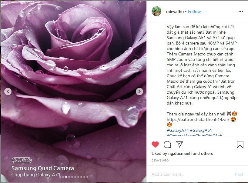 Bỏ qua hashtag Instagram này tức là bạn đang lỡ trend chụp ảnh smartphone siêu hot hiện nay rồi! - Ảnh 1.