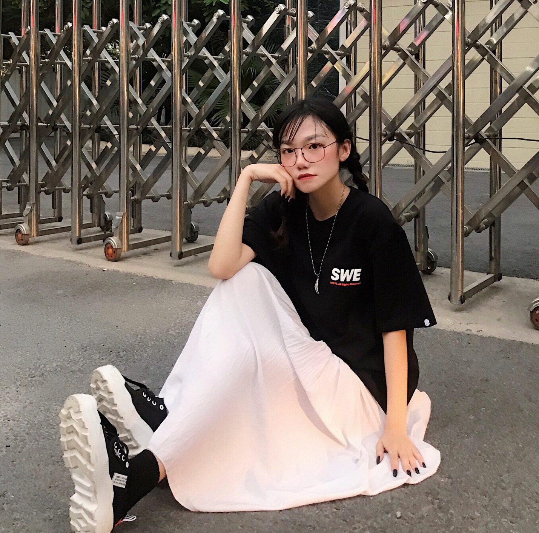 Phối đồ chuẩn street style của giới trẻ Việt trên những đôi Palladium Overlab - Ảnh 4.