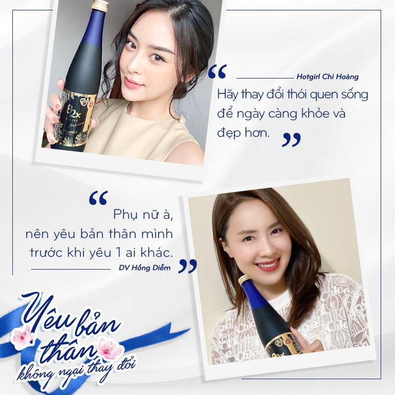 Phạm Quỳnh Anh, Hà Anh, Hana Giang Anh hưởng ứng lời kêu gọi phái đẹp học cách yêu bản thân - Ảnh 1.
