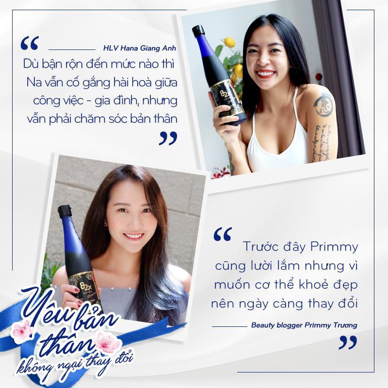 Phạm Quỳnh Anh, Hà Anh, Hana Giang Anh hưởng ứng lời kêu gọi phái đẹp học cách yêu bản thân - Ảnh 2.