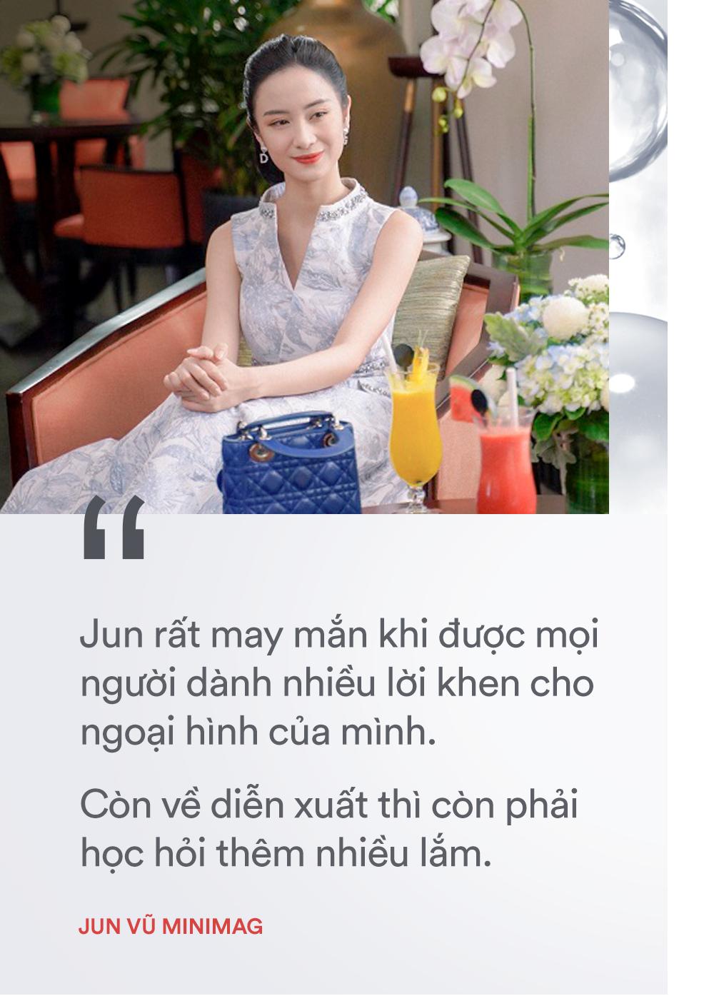 """Jun Vũ: Đẹp không phải là tất cả, nhưng chắc chắn là một lợi thế lớn với tôi!"""" - Ảnh 2."""