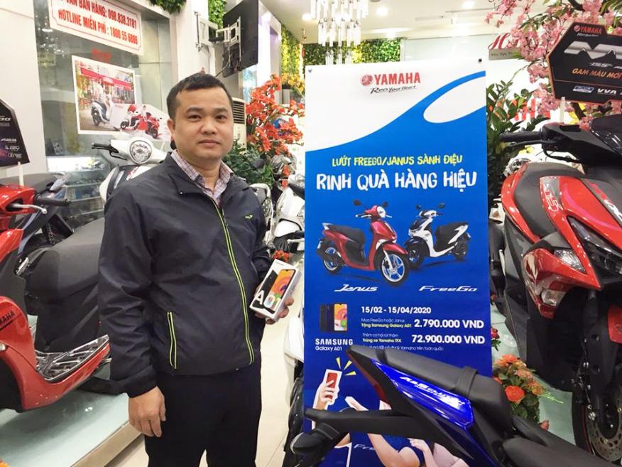 """Yamaha tung các ưu đãi """"hot"""" khiến khách hàng đổ xô đi mua xe sau Tết - Ảnh 1."""