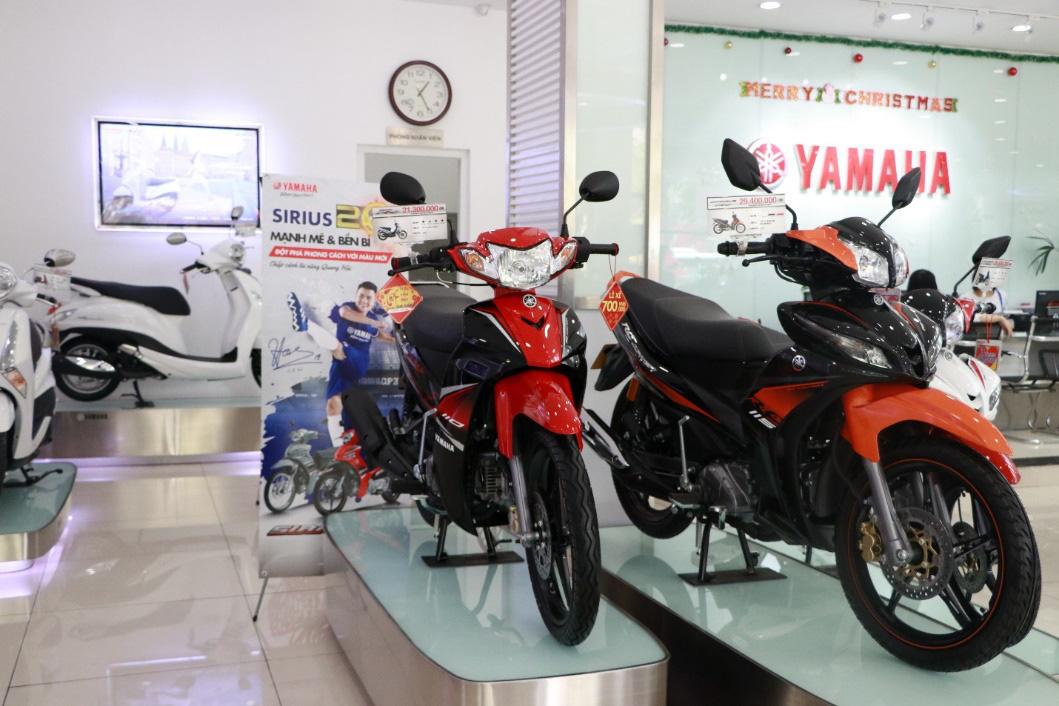 """Yamaha tung các ưu đãi """"hot"""" khiến khách hàng đổ xô đi mua xe sau Tết - Ảnh 4."""