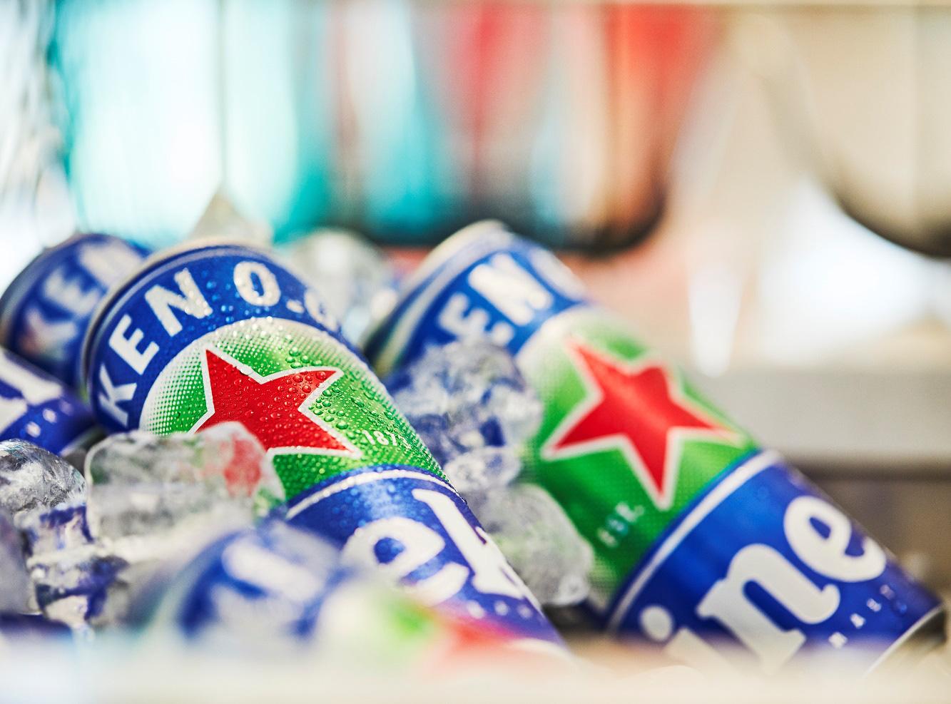 Heineken ra mắt bia 0 độ, truyền cảm hứng đến giới trẻ Việt qua chiến dịch #NowYouCan - Không Gì Không Thể - Ảnh 2.