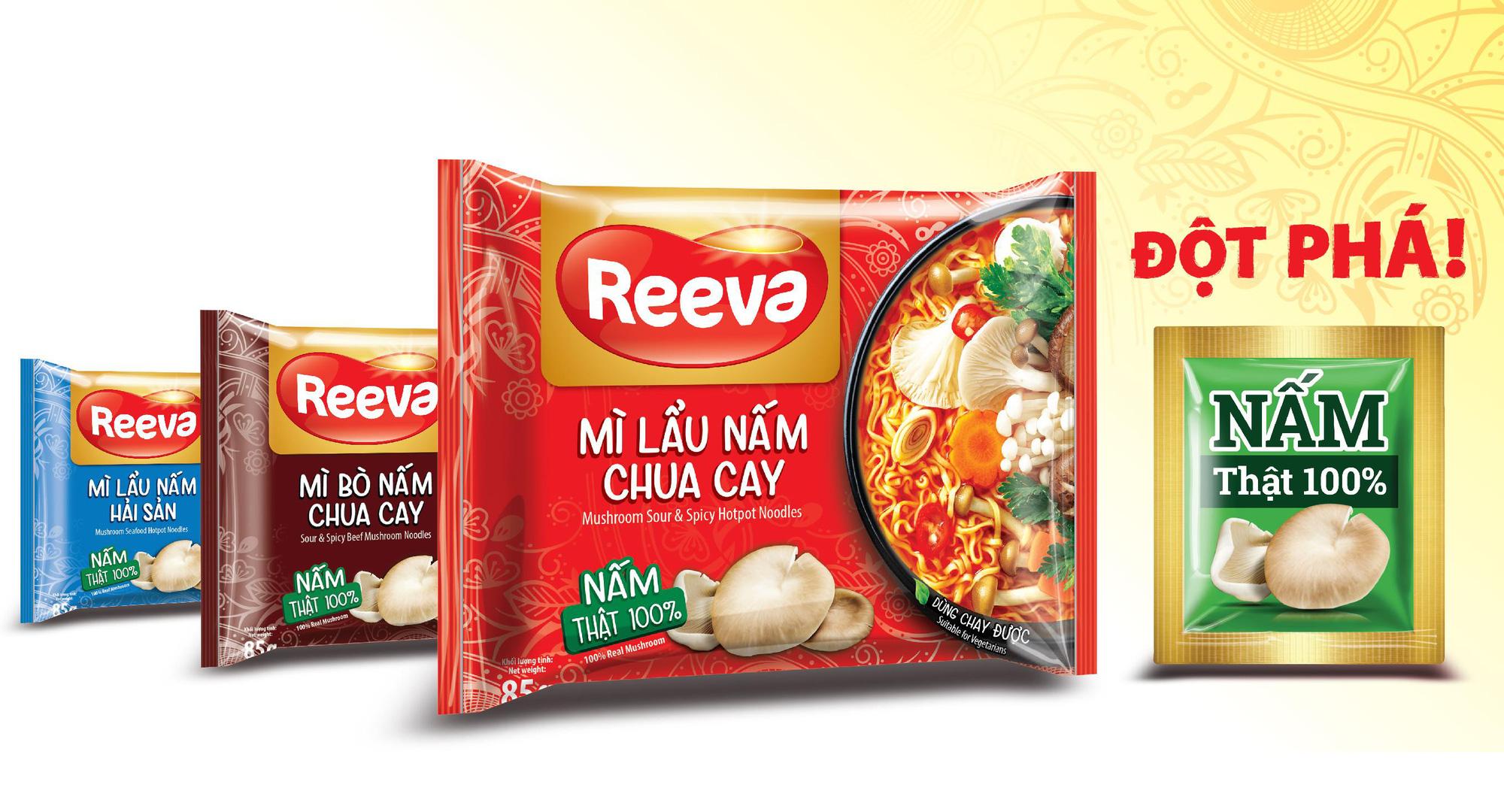 Mì Reeva - lựa chọn món ngon cho cả nhà với nấm bào ngư tươi - Ảnh 2.