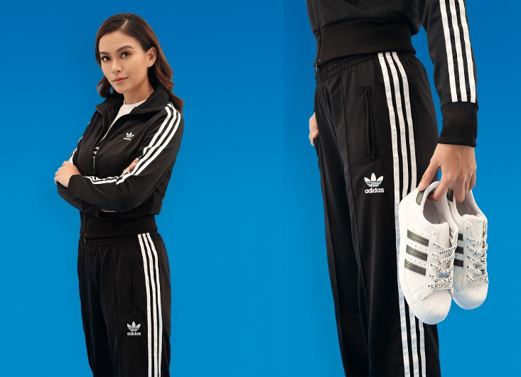 Chẳng cần lên đồ lồng lộn, Blackpink cùng chị em Chi Pu vẫn thể hiện thần thái ngút trời trong set đồ kinh điển nhà adidas - Ảnh 3.