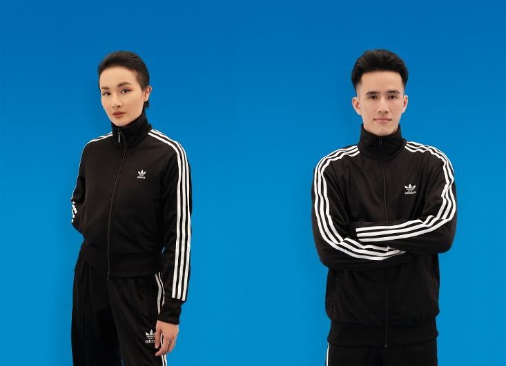 Chẳng cần lên đồ lồng lộn, Blackpink cùng chị em Chi Pu vẫn thể hiện thần thái ngút trời trong set đồ kinh điển nhà adidas - Ảnh 4.