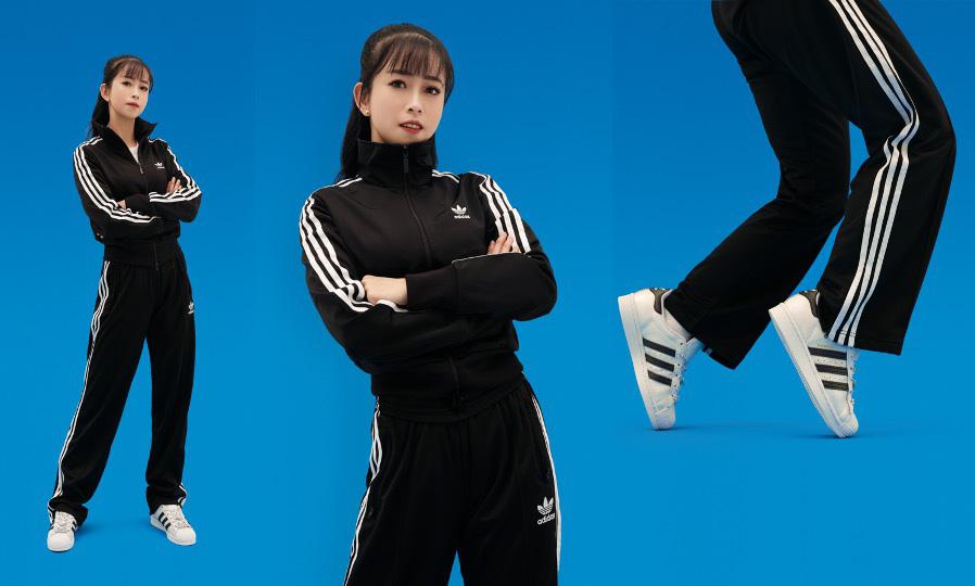 Chẳng cần lên đồ lồng lộn, Blackpink cùng chị em Chi Pu vẫn thể hiện thần thái ngút trời trong set đồ kinh điển nhà adidas - Ảnh 6.