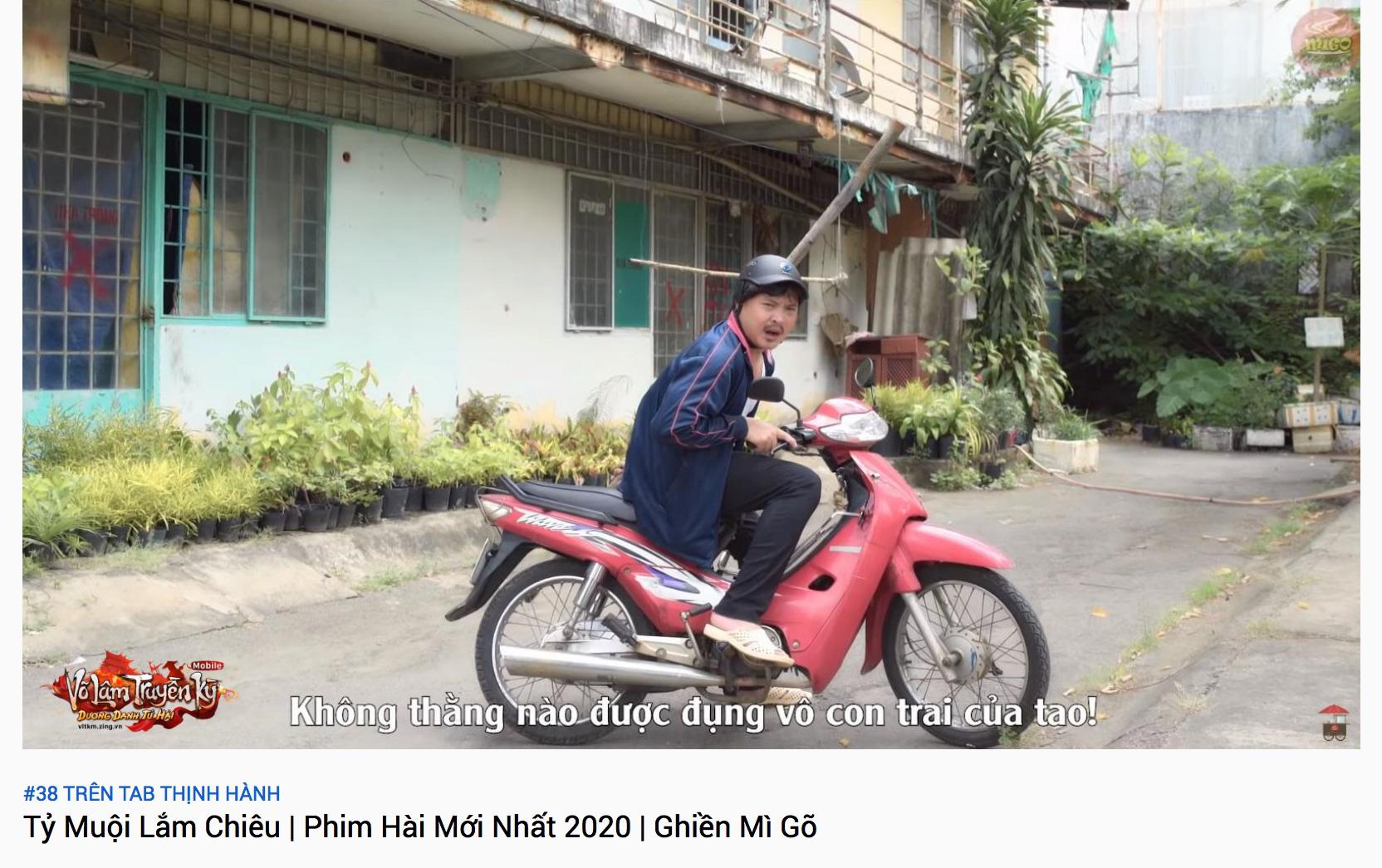 Võ Lâm Truyền Kỳ Mobile bắt tay Ghiền Mì Gõ tung ra sản phẩm triệu view 26b98dc10-8113-45f3-b0ce-8567f56d1013-1584768352290870483642