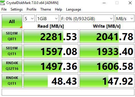 Dùng thử ổ cứng SSD WD Blue SN550: Chuẩn NVMe siêu tốc, dung lượng 1TB, giá chỉ khoảng 3 triệu thì liệu có ngon-bổ-rẻ như lời đồn? - Ảnh 5.