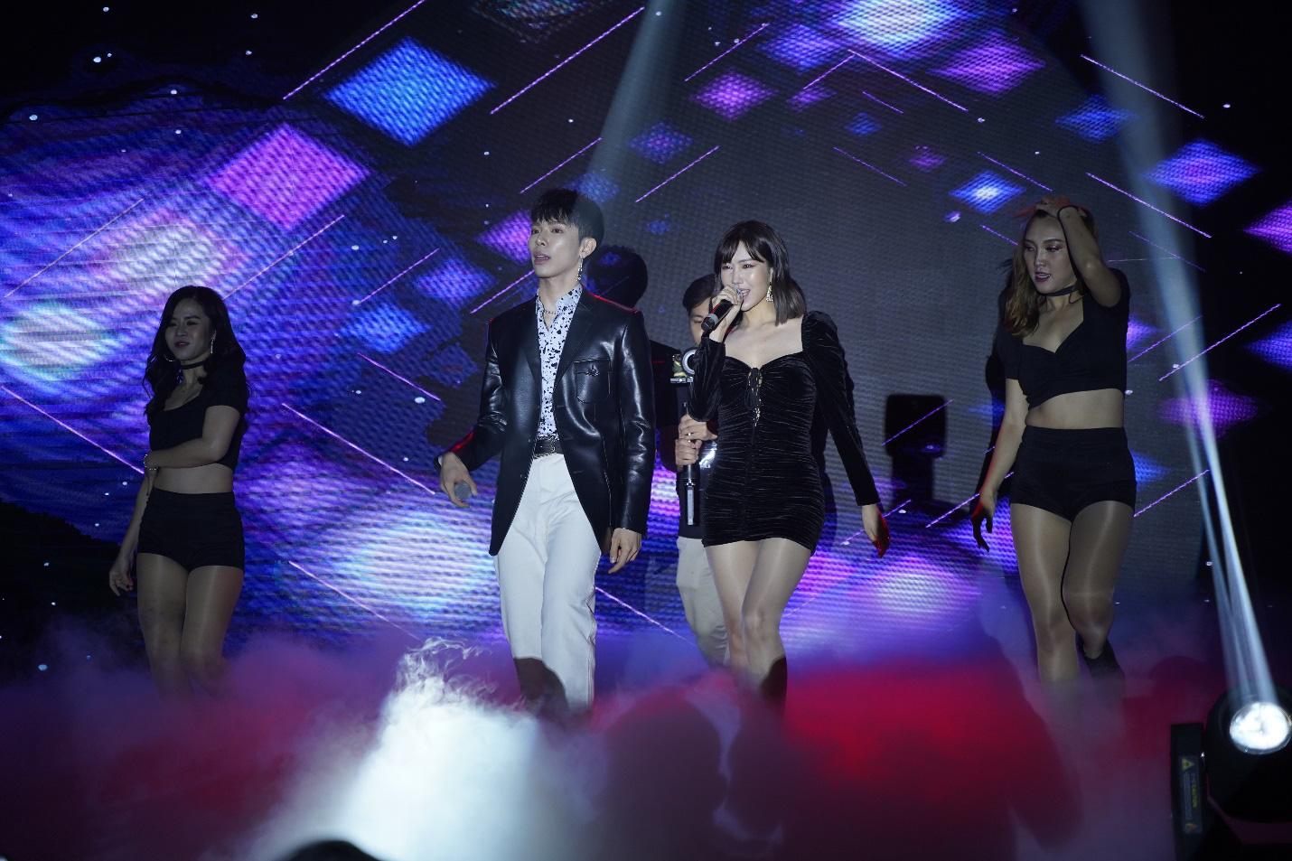 Lễ ra mắt thương hiệu nổi tiếng Hàn Quốc A.Black - Ảnh 3.