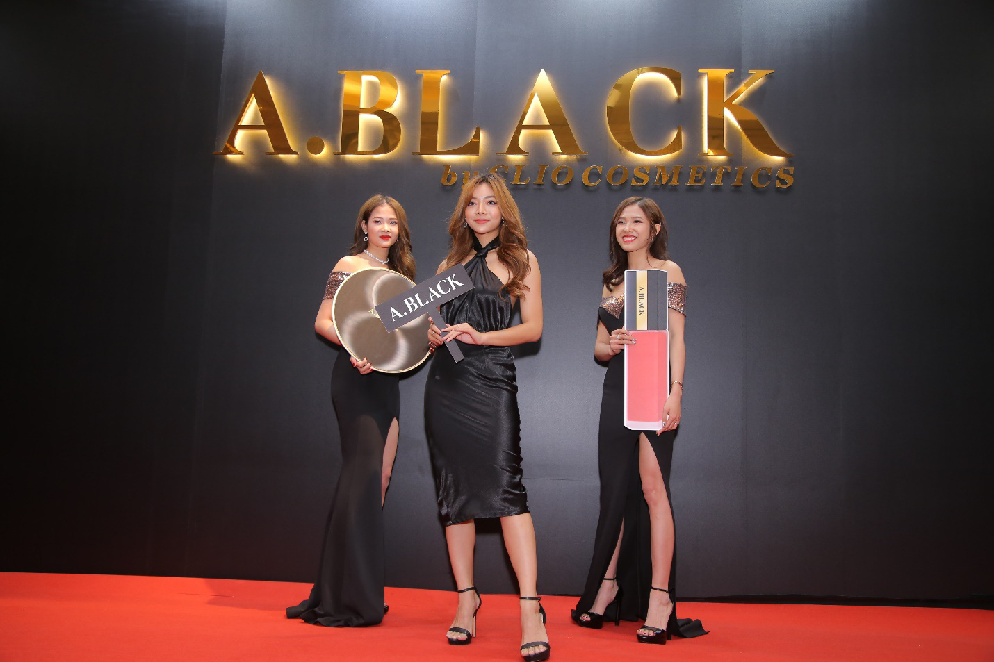 Lễ ra mắt thương hiệu nổi tiếng Hàn Quốc A.Black - Ảnh 4.