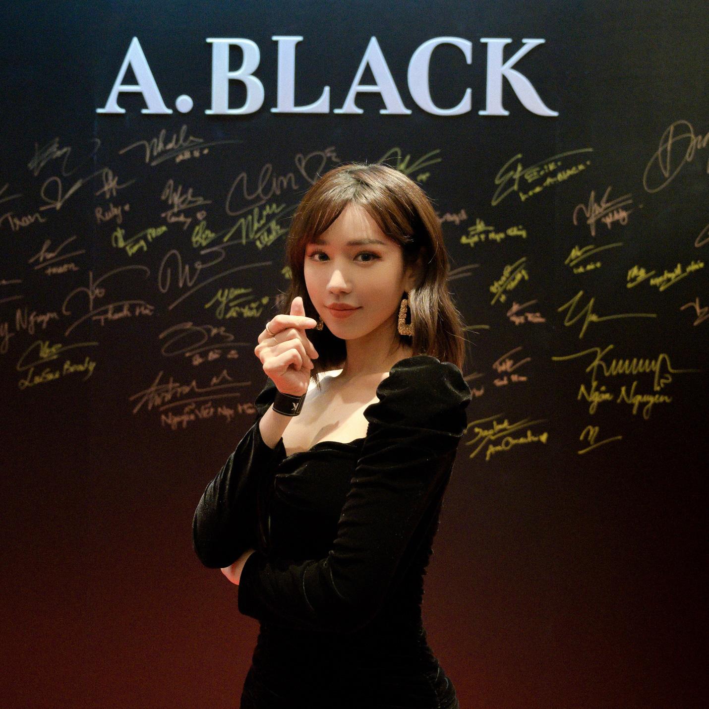 Lễ ra mắt thương hiệu nổi tiếng Hàn Quốc A.Black - Ảnh 2.