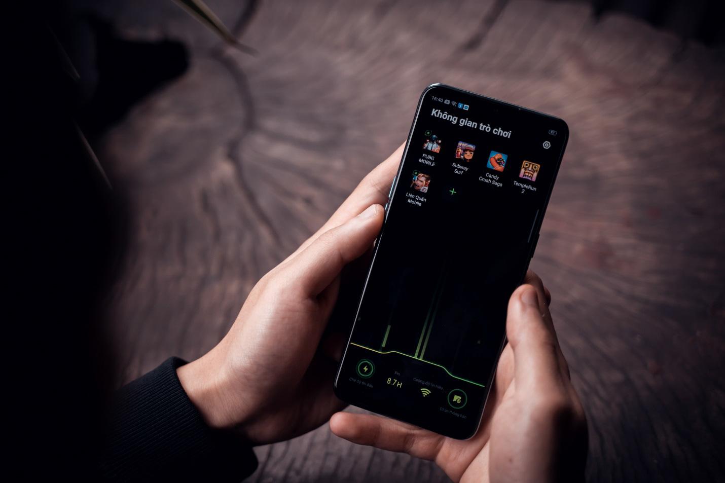 Smartphone tầm trung chơi game ngon thì nhiều, nhưng ít máy có nhiều tùy chỉnh hay ho như thế này - Ảnh 3.