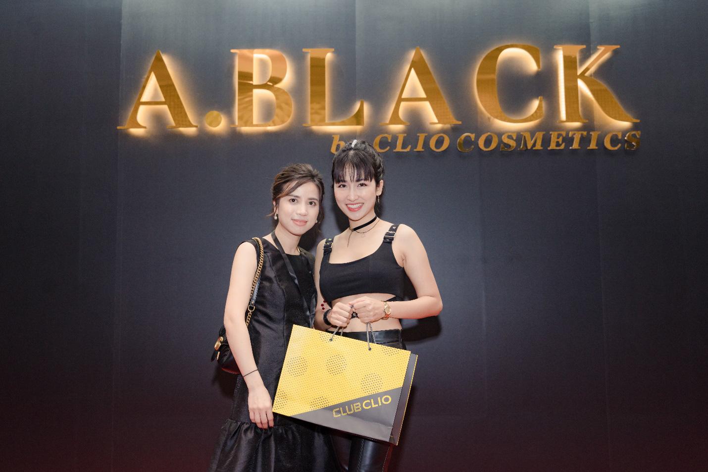 Lễ ra mắt thương hiệu nổi tiếng Hàn Quốc A.Black - Ảnh 5.