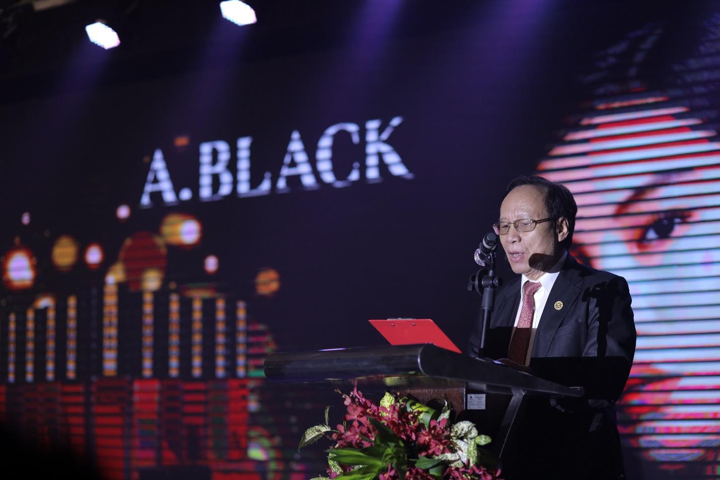 Lễ ra mắt thương hiệu nổi tiếng Hàn Quốc A.Black - Ảnh 6.