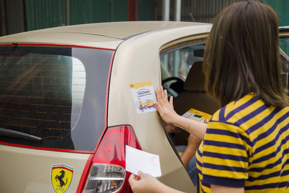 Sáng kiến mới trong mùa dịch Covid-19 khiến khách hàng an tâm hơn khi sử dụng ứng dụng gọi xe - Ảnh 7.