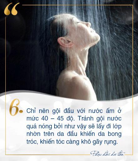 Toàn mẹo chăm sóc phục hồi tóc hư tổn tại nhà đơn giản mà không phải ai cũng biết - Ảnh 6.