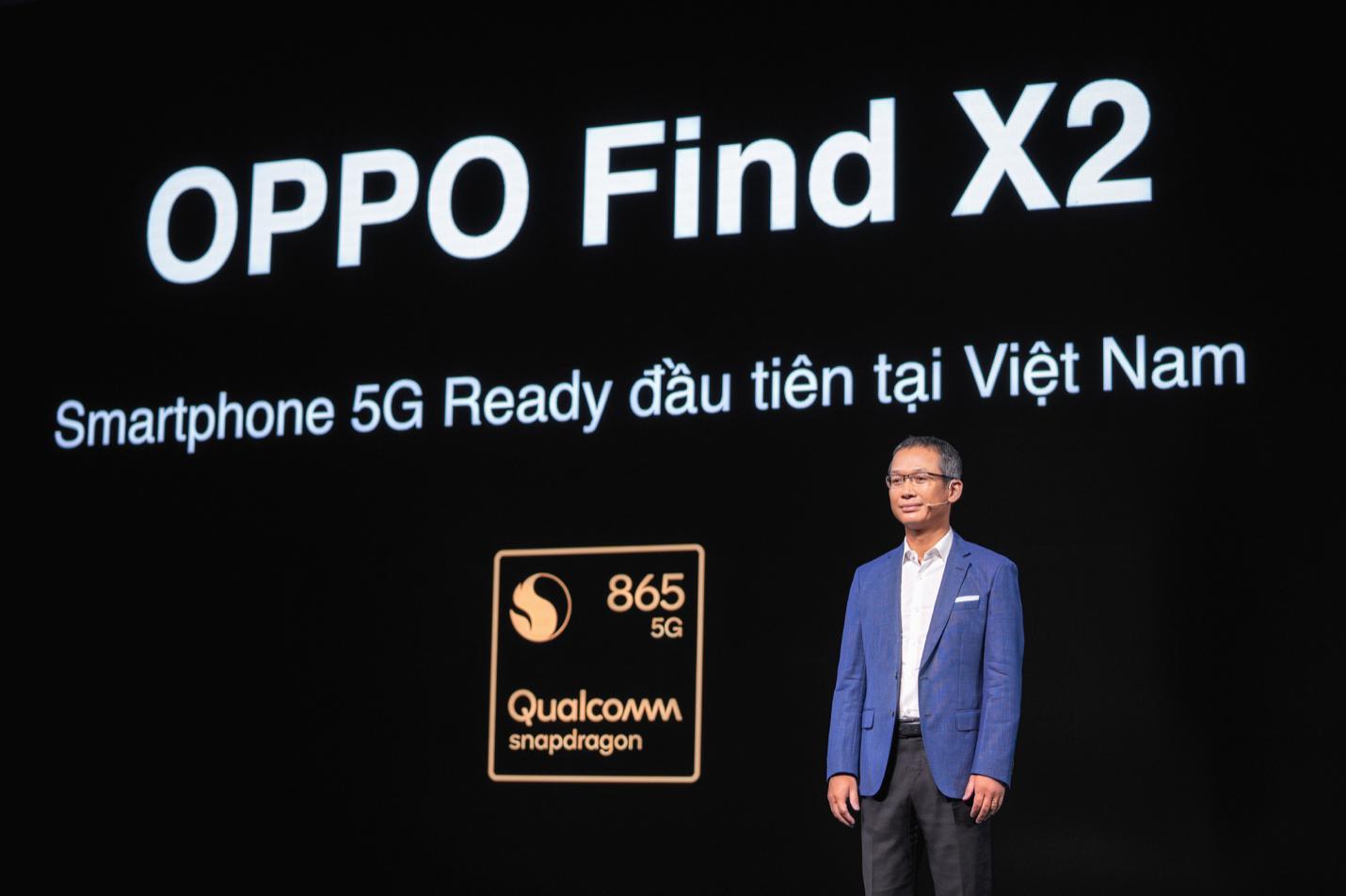 OPPO Find X2 - Flagship tiên phong cho tương lai 5G tại Việt Nam - Ảnh 2.