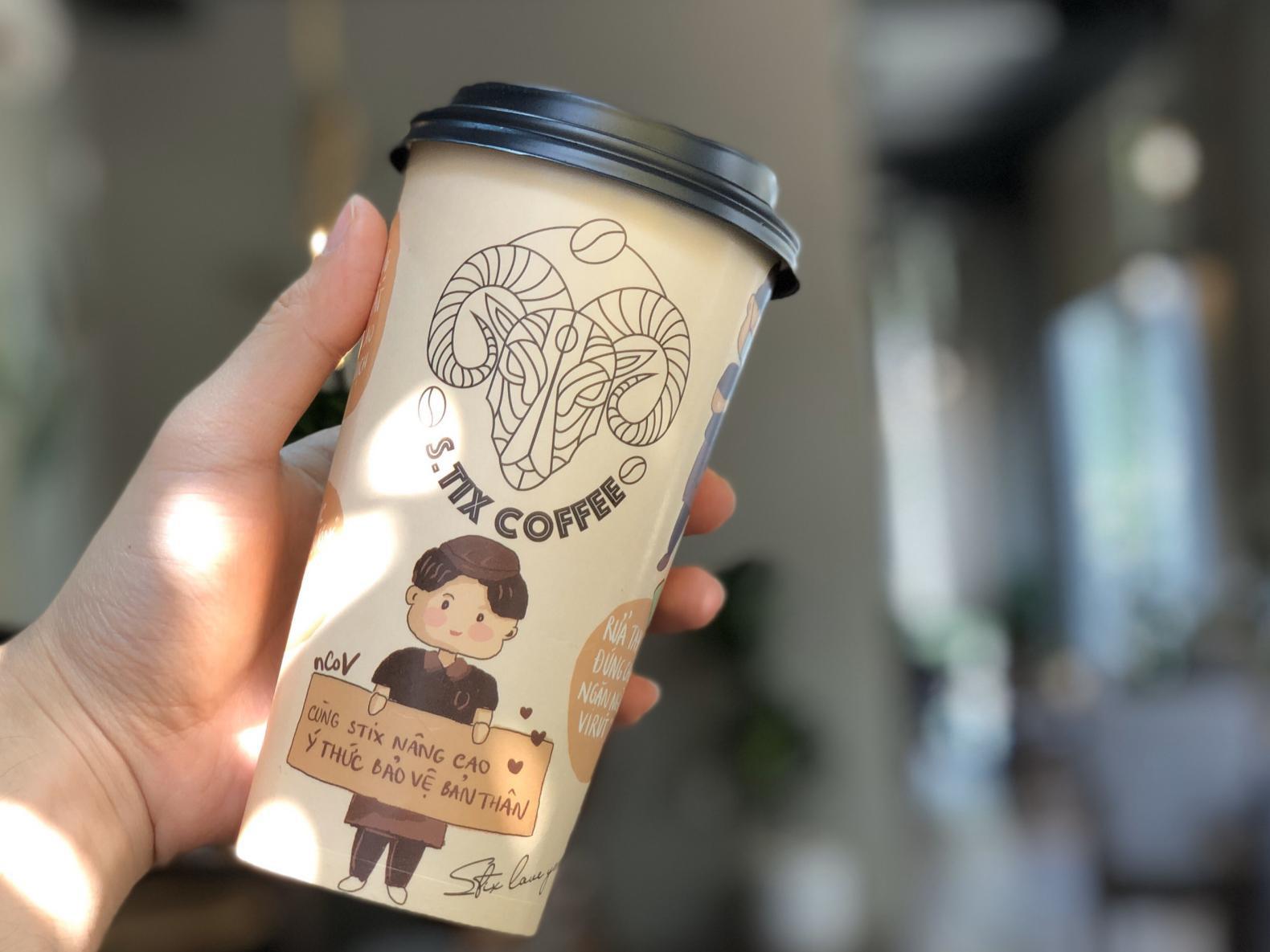 Cùng S.Tix Coffee lan tỏa các biện pháp phòng ngừa dịch bệnh Covid-19 - Ảnh 1.