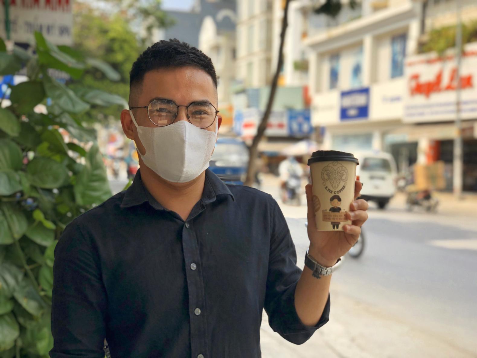 Cùng S.Tix Coffee lan tỏa các biện pháp phòng ngừa dịch bệnh Covid-19 - Ảnh 4.