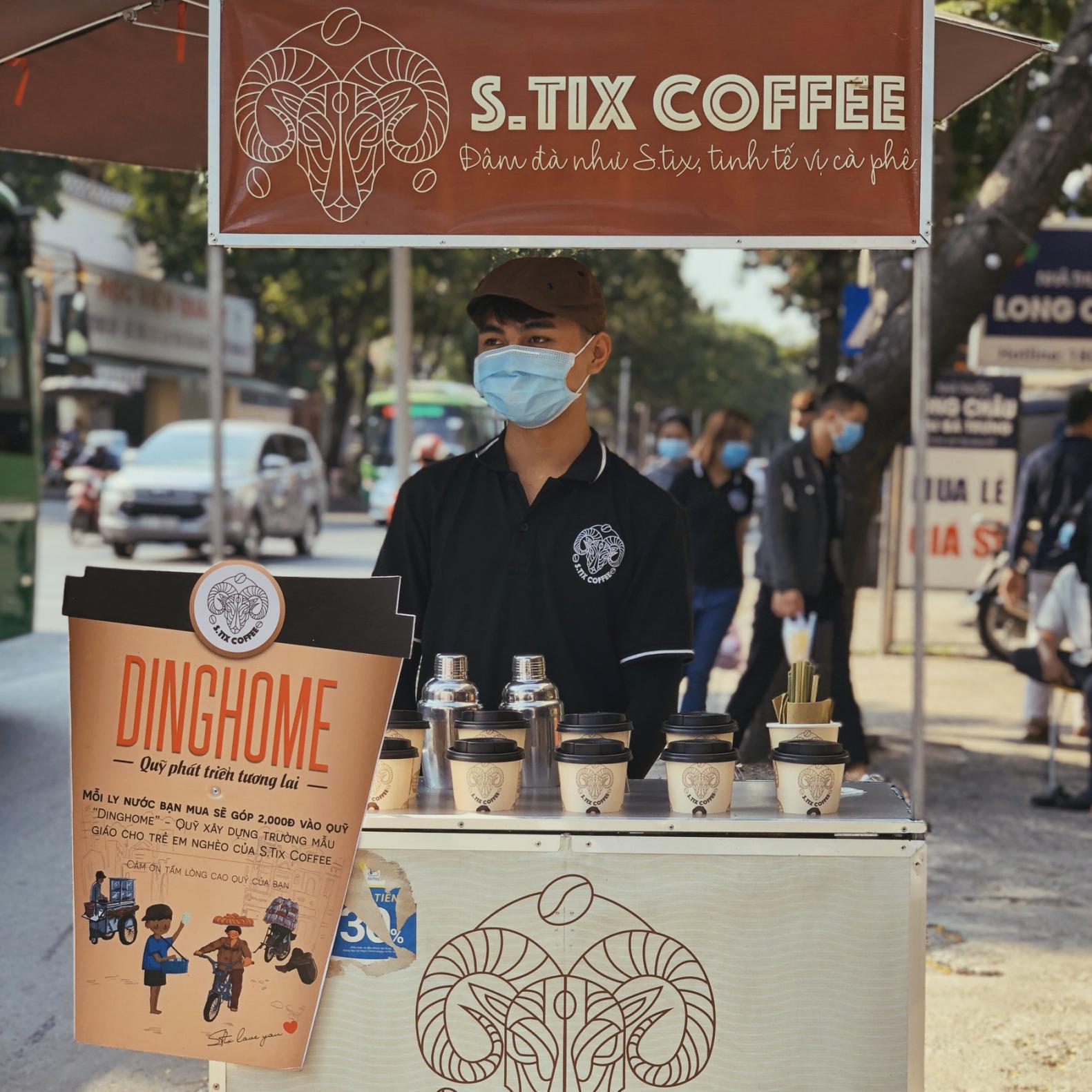Cùng S.Tix Coffee lan tỏa các biện pháp phòng ngừa dịch bệnh Covid-19 - Ảnh 5.