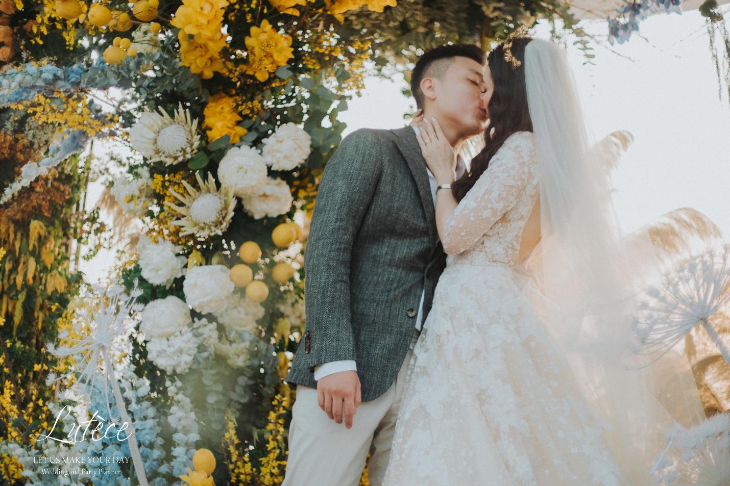 Đám cưới Địa Trung Hải – Cảm xúc bất tận - Ảnh 9.