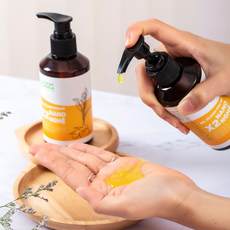 Review Gel vệ sinh phụ nữ X2 Nano nghệ - Giảm ngứa, giảm viêm, giảm mùi hôi hiệu quả sau 1 tuần sử dụng - Ảnh 3.