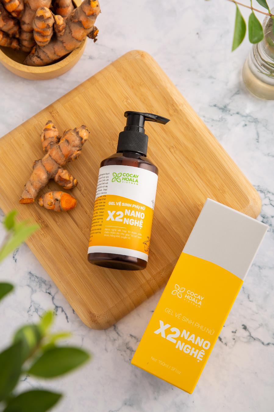 Review Gel vệ sinh phụ nữ X2 Nano nghệ - Giảm ngứa, giảm viêm, giảm mùi hôi hiệu quả sau 1 tuần sử dụng - Ảnh 2.