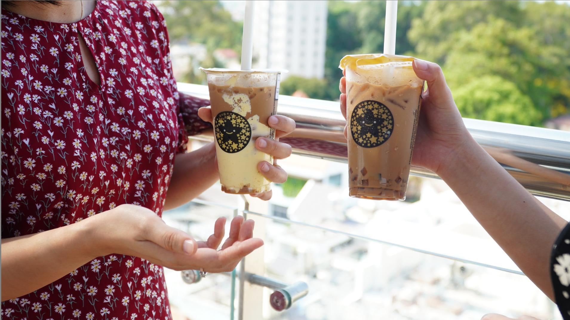 Ngày vui hơn khi cà phê có topping - Ảnh 1.