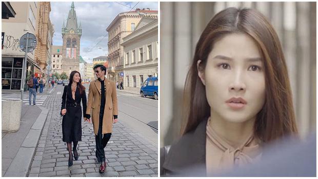 """Hot như """"Hạ cánh nơi anh"""" quay phim tận Thụy Sĩ, Mông Cổ - """"Tình yêu và tham vọng"""" cũng đưa cả dàn diễn viên sang châu Âu tráng lệ ghi hình - ảnh 5"""