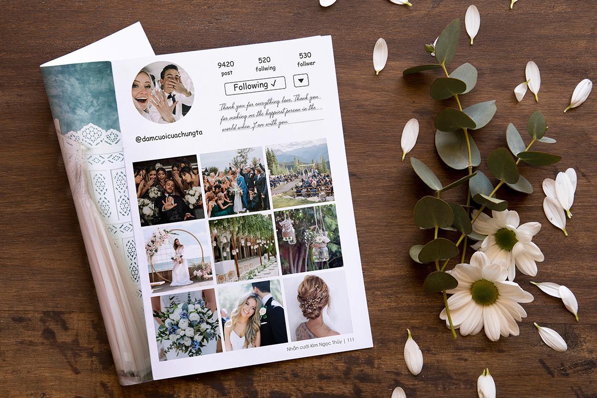 Đám cưới không khó, nếu bạn sở hữu bí kíp Sổ Tay Cưới Kim Ngọc Thủy - Ảnh 3.