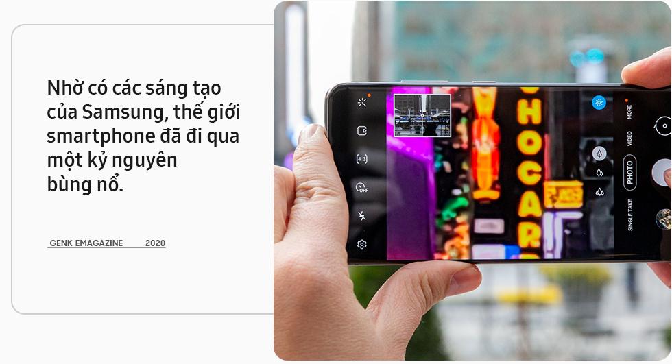 Sau 10 năm dẫn lối thành công, Galaxy S20 series sẽ đánh dấu kỷ nguyên mới của điện thoại - Ảnh 1.