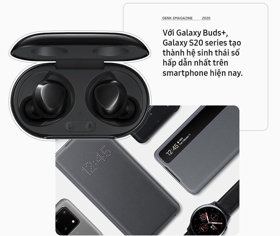 Sau 10 năm dẫn lối thành công, Galaxy S20 series sẽ đánh dấu kỷ nguyên mới của điện thoại - Ảnh 11.